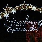 entrée de Strasbourg
