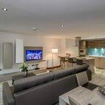 Kitchen-Lounge