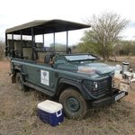 Game drive break