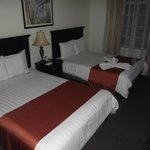 TWO BED ROOMS