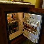 Superior room, mini bar
