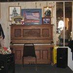 Mount Whitney Restraunt Piano