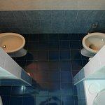 Bagno Camera - particolare del water e bidé