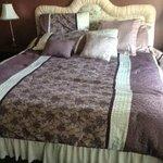 Bed at Hofsas House Hotel