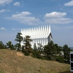 Modern Chapel, Gorgeous Setting