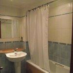 Bathroom at Lodge