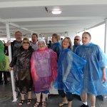 Rain didn't stop us!