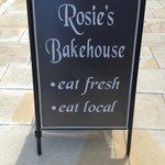 Eat fresh...eat local