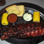 Barbeque Ribs - full rack