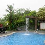 Natural Hot Springs Pool