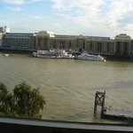 Nice view over the Thames
