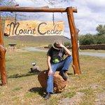 The cowboy of Mt Ceder