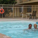rafraichissante piscine