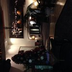 Indoor lobby