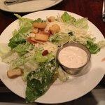 Caesar salad starter