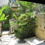 Outside Room
