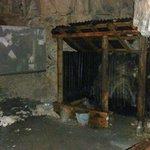 Reconstruction of the latrines