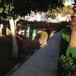 Childrens' area