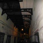Gaol corridor