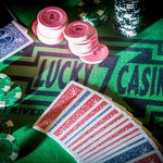 Lucky & Casino Table