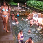 hot springs in Sao Miguel, AMAZING!