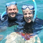 Snorkeling a Blu Bay