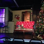 """Set from """"The Gallery Theatre Family Christmas Party"""""""