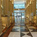 Entrance to Le Parker Meridien New York