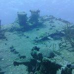 wreck of the Cartanza