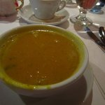 Lentil soup - rich and hearty