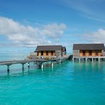 water bungalows Gangehi