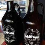 Growlers to go.