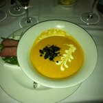 Pumpkin Soup...Yummy!