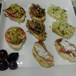 tapas of the day