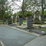 W. B. Yeats grave