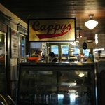 Cappy's Pizzeria, established 1995