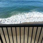 My room's balcony!!