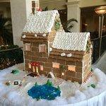 Lovely Gingerbread house.