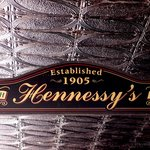 Irish Hennessy's Bar