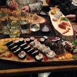 Foto de East West -Sushi, Grill, Lounge