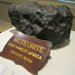 Meteorite From Namibia
