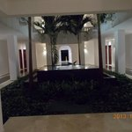 The rooms lobbies