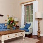 Three Bedroom Living Space