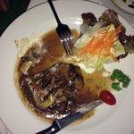 Sasa steak