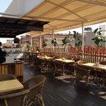 Fotos hostal terraza