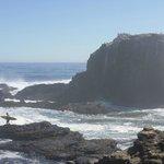 A short bike ride to Punta de Lobos