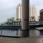 Cold pool @ Sheraton