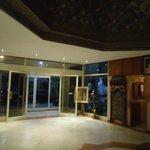 Hall de acesso ao Hotel