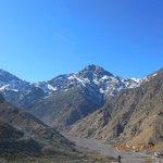 montagnes Tobkal