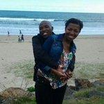 Me and my wife we love Buffalo bay in Knysna